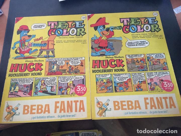 Tebeos: TELE COLOR LOTE 80 EJEMPLARES (ED. BRUGUERA) (COIB44) - Foto 38 - 95087423