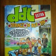 Giornalini: DDT EXTRA : OPERACIÓN RETORNO. AÑO XXXI ; 13-9-82. Lote 95143299