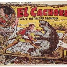 Tebeos: EL CACHORRO Nº 68, IRANZO. EDITORIAL BRUGUERA, ORIGINAL 1954. EL CACHORRO ANTE UN NUEVO ENEMIGO. Lote 95214343