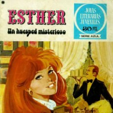 Tebeos: ESTHER (Nº 19-UN HUÉSPED MISTERIOSO). Lote 95318503