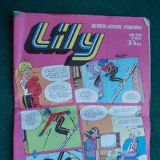 Tebeos: LILY Nº 1043. Lote 95338039
