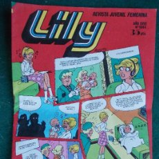 Tebeos: LILY Nº 1044. Lote 95338099