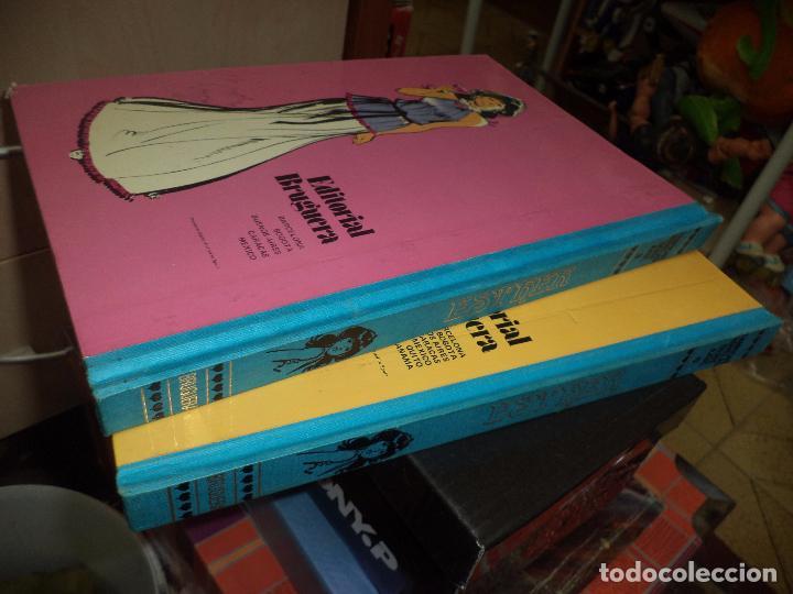 Tebeos: Esther y su Mundo.Tomo nº3 1981 y tomo nº6 1983.Bruguera .Famosas novelas Serie Azul,Lote. - Foto 3 - 95373075