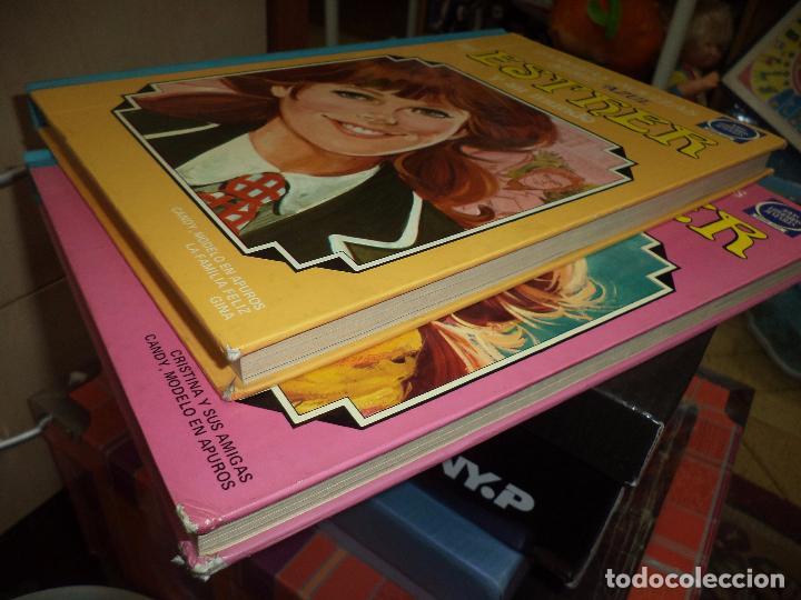 Tebeos: Esther y su Mundo.Tomo nº3 1981 y tomo nº6 1983.Bruguera .Famosas novelas Serie Azul,Lote. - Foto 4 - 95373075