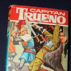 Tebeos: CAPITAN TRUENO - EL YELMO DE GENGIS KHAN (COLECCION HEROES Nº 7). Lote 95400651