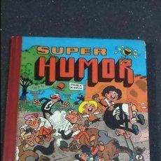 Tebeos: SUPERHUMOR SUPER HUMOR 41 BRUGUERA 1982 MORTADELO ZIPI PEPE GOTERA CARPANTA. Lote 95472599