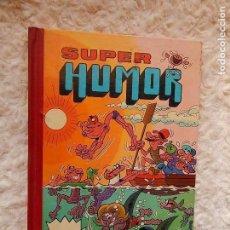 Tebeos: SUPER HUMOR - MORTADELO Y FILEMON - PEPE GOTERA Y OTILIO - EL BOTONES SACARINO - ZIPI ZAPE N. I. Lote 95507939