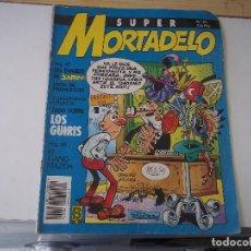 Tebeos: COMIC SUPER MORTADELO Nº74 AÑO 1987 POSIBLE RECOGIDA EN MALLORCA. Lote 95608995