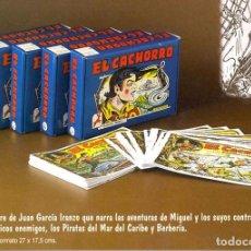 Tebeos: COLECCION COMPLETA DE EL CACHORRO EN 213 COMICS REEDICCION. Lote 121915627