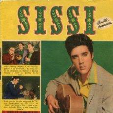 Tebeos: SISSI Nº 69 - ELVIS PRESLEY. Lote 95618135