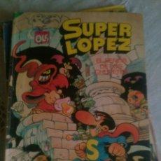 Tebeos: SUPERLOPEZ. Lote 95620899