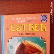 Tebeos: ESTHER Y SU MUNDO -JOYAS LITERARIAS JUVENILES - SERIE AZUL - NUEVA EDICIÓN REVISADA. Lote 95623315