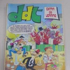 Tebeos: TEBEO DDT. EXTRA DE VERANO. 1980. EDITORIAL BRUGUERA. Lote 95648323