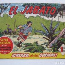 Tebeos: EL JABATO Nº117 - BRUGUERA -. Lote 95694159