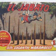 Tebeos: EL JABATO Nº118 - BRUGUERA -. Lote 95694179