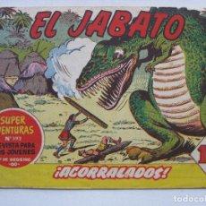 Tebeos: EL JABATO Nº120 - BRUGUERA -. Lote 95694219