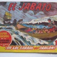 Tebeos: EL JABATO Nº122 - BRUGUERA -. Lote 95694243