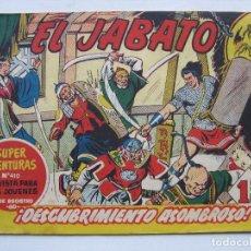 Tebeos: EL JABATO Nº126 - BRUGUERA -. Lote 95694263