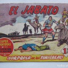 Tebeos: EL JABATO Nº141 - BRUGUERA -. Lote 95694339