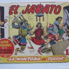 Tebeos: EL JABATO Nº143 - BRUGUERA -. Lote 95694391