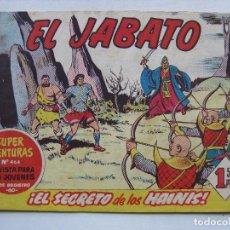 Tebeos: EL JABATO Nº144 - BRUGUERA -. Lote 95694415