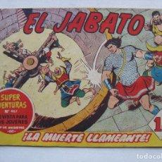 Tebeos: EL JABATO Nº145 - BRUGUERA -. Lote 95694439