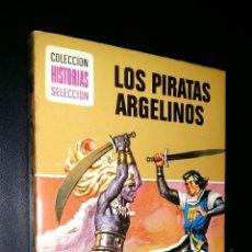 Tebeos: LOS PIRATAS ARGELINOS . Lote 95712115