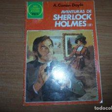Tebeos: JOYAS LITERARIAS JUVENILES Nº 268 SHERLOCK HOMES 2 II EDITORIAL BRUGUERA . Lote 95752155
