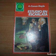 Tebeos: JOYAS LITERARIAS JUVENILES Nº 264 ESTUDIO EN ESCARLATA EDITORIAL BRUGUERA . Lote 95752631