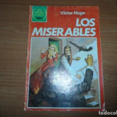 Tebeos: JOYAS LITERARIAS JUVENILES Nº 263 LOS MISERABLES EDITORIAL BRUGUERA . Lote 95752807