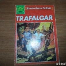 Tebeos: JOYAS LITERARIAS JUVENILES Nº 261 TRAFALGAR EDITORIAL BRUGUERA . Lote 95752951