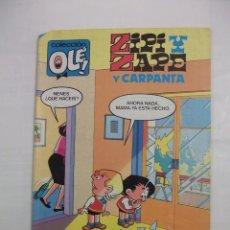 Tebeos: COLECCION OLE Nº Z. 142 ZIPI Y ZAPE Y CARPANTA. BRUGUERA. TDKC27. Lote 95754527