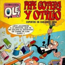 Tebeos: OLE Nº 78 PEPE GOTERA Y OTILIO - EXPERTOS EN CUALQUIER COSA - BRGUERA 1973 1ª EDICION - VER DESCRIP.. Lote 95768387
