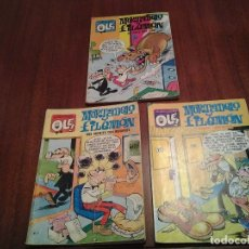 Tebeos: MORTADELO Y FILEMON - COLECCION OLE - EDITORIAL BRUGUERA - Nº 18, 57, 145, 154 - VER FOTOS. Lote 95826999
