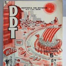 Tebeos: DDT AÑO XV.-2ºEPOCA . Lote 95838159