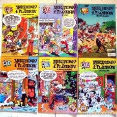 Tebeos: LOTE X 19 . MORTADELO Y FILEMON . COLECCION OLÉ . 1979 - 1993. Lote 95857103