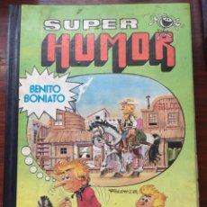 Tebeos: SUPER HUMOR-BENITO BONIATO 1-1 EDICION 1984. Lote 95866448