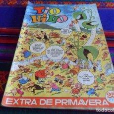 Tebeos: TIO VIVO EXTRA PRIMAVERA 1972 Y 1973. BRUGUERA 16 Y 25 PTS. . Lote 95877067