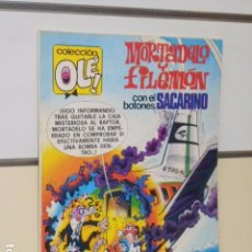 Tebeos: COLECCION OLE MORTADELO Y FILEMON Nº 165 2ª EDICION 1981 - BRUGUERA -. Lote 95897503
