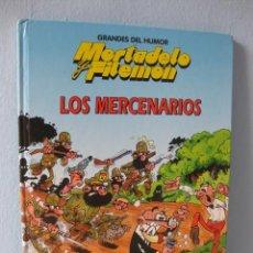Tebeos: MORTADELO Y FILEMÓN: LOS MERCENARIOS. COLECCIÓN GRANDES DEL HUMOR 10 - CÓMIC, TEBEO. Lote 95906199