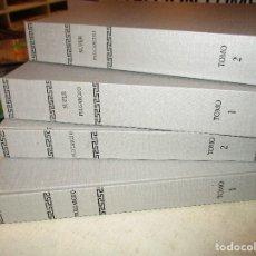 Tebeos: COLECCION PULGARCITO 36 Nº Y 19 Nº SUPER PULGARCITO + EXTRAS + ALMANAQUES-4 TOMOS - BRUGUERA. Lote 95930091