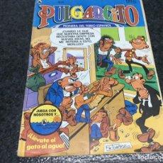 Tebeos: PULGARCITO Nº 21 BRUGUERA -EDICION 1986. Lote 95937035