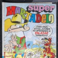 Tebeos: COMIC SUPER MORTADELO, Nº 3 - DEFECTUOSO. Lote 95950519