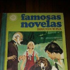 Tebeos: FAMOSAS NOVELAS BRUGUERA N°11 .1 EDICIÓN 1978. Lote 95982652