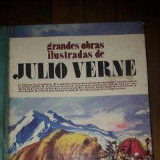 Tebeos: GRANDES OBRAS ILUSTRADAS DE JULIO VERDE 1 EDICIÓN 1978 BRUGUERA. Lote 95982936