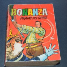 Tebeos: BONANZA - PIRATAS DEL OESTE. Lote 96018859