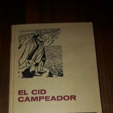 Tebeos: EL CID CAMPEADOR.COLECCION HISTORIAS SELECCION (BRUGUERA 1976). Lote 96053210