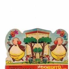 Tebeos: MINITROQUELADOS TELE COLOR Nº 33 -GORDITO RELLENO-. Lote 96109367