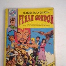 Tebeos: POCKET DE ASES - BRUGUERA - FLASH GORDON - NUMERO 34 - CJ 76 - GORBAUD . Lote 96133927