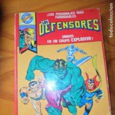 Tebeos: LOS DEFENSORES - TOMO POCKET DE ASES Nº 35 BRUGUERA -. Lote 96134491